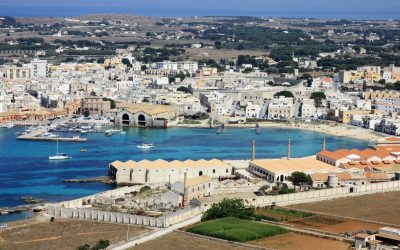 Why choosing Favignana?